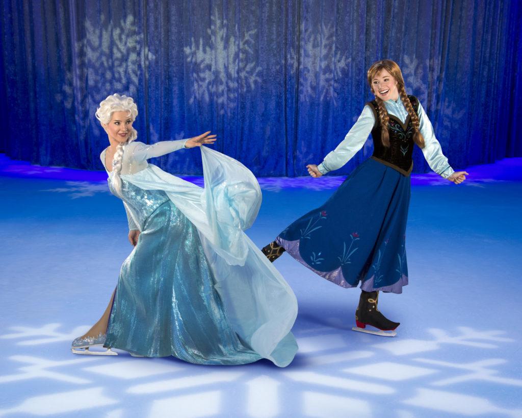 Feld Media Disney on Ice Frozen