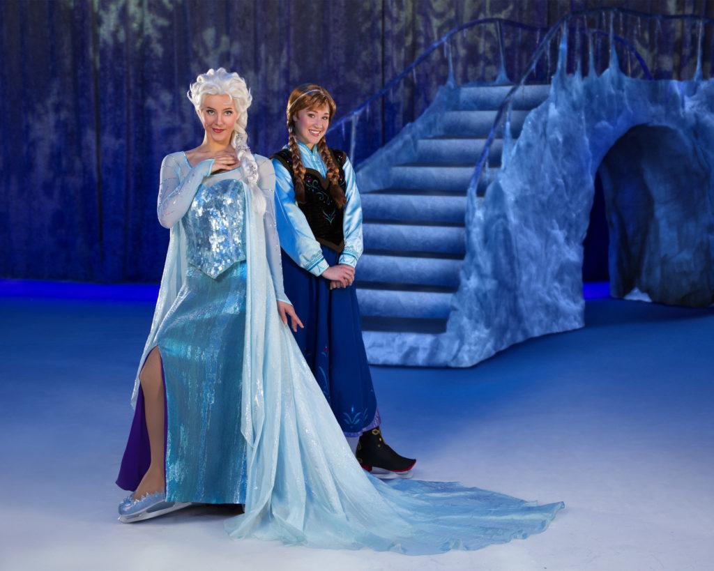 Feld Media Frozen Disney on Ice