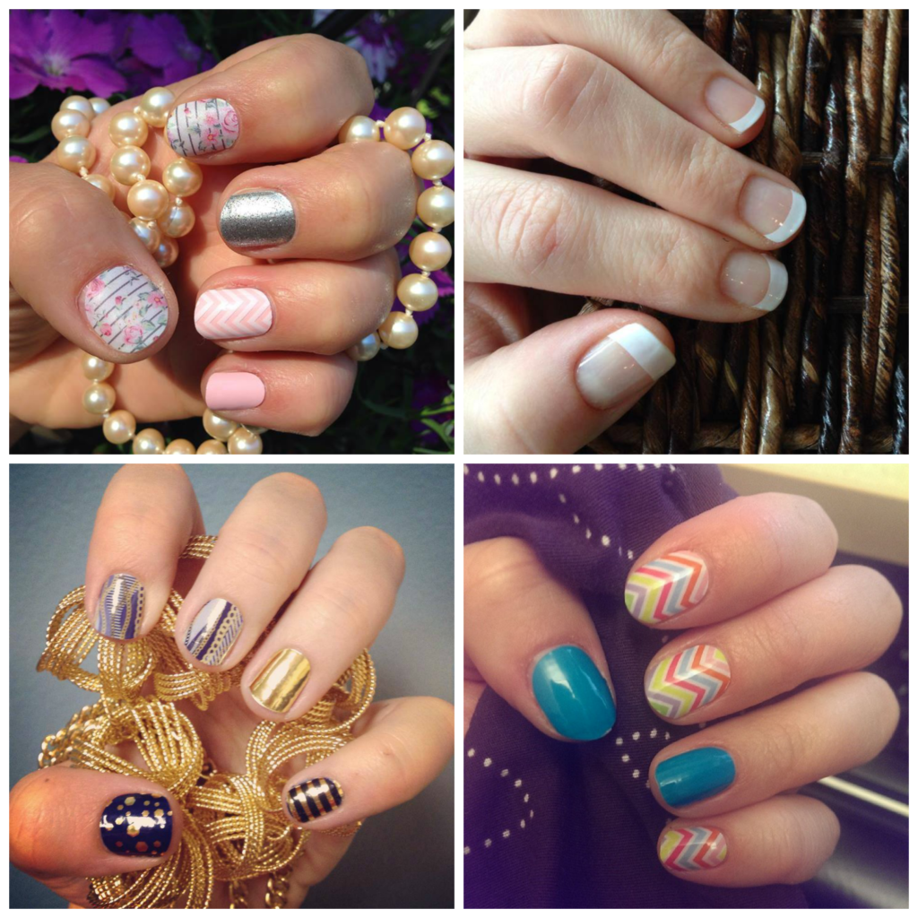 Jamberry on Hands