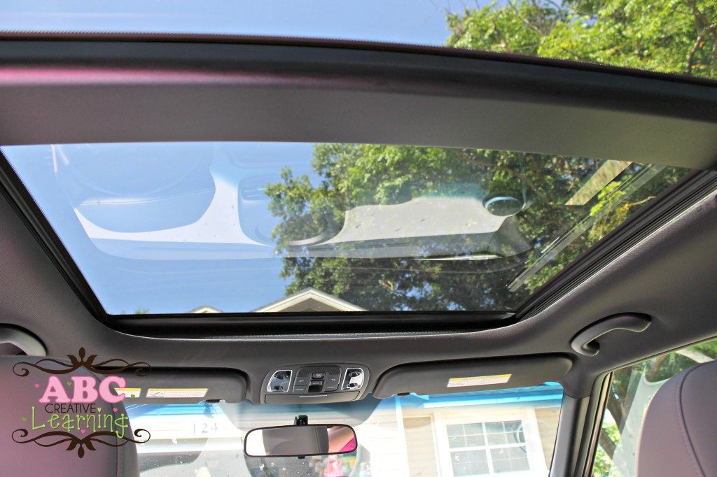 Kia Soul Sunroof