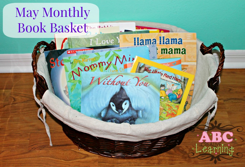 May Monthly Book BAsket