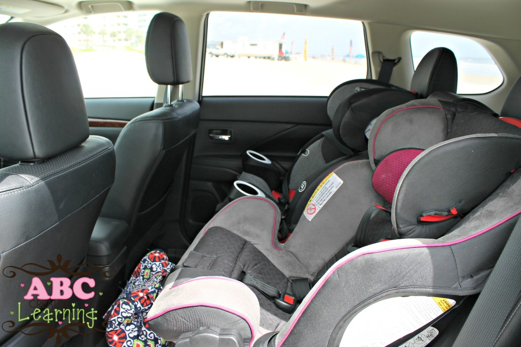 Mitsubishi Car Seats