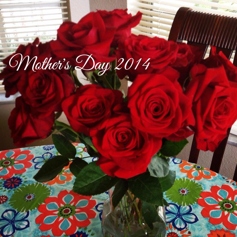 Mother's Day Rosess