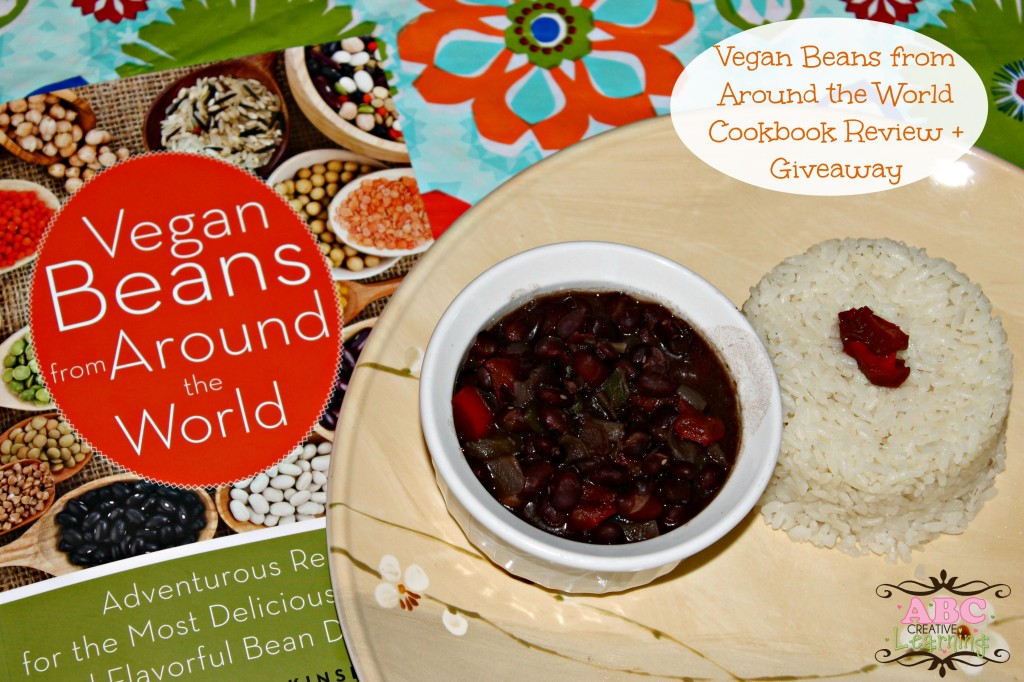 Vegan Beans from Around the World Recipe Book Review