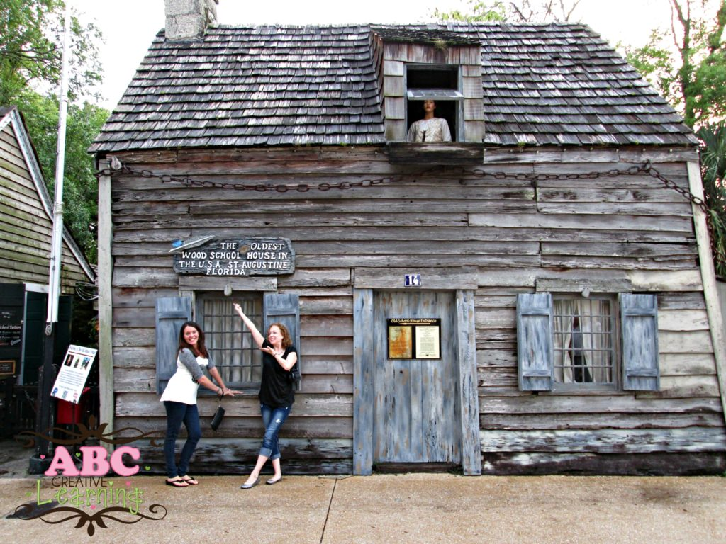 the oldest schoolhouse in the united states