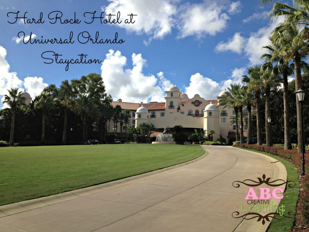 Hard Rock Hotel at Universal Orlando Staycation