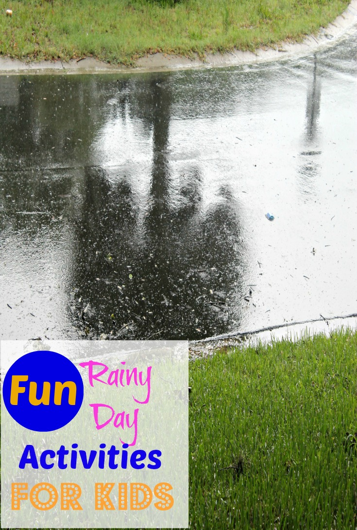 Fun Rainy Day Activities for Kids - ABC Creative Learning