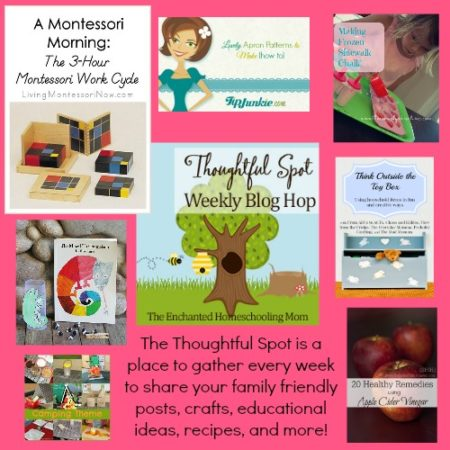 Thoughtful Spot Weekly Blog Hop #39