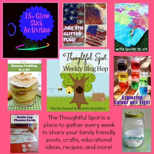 Thoughtful Spot Weekly Blog Hop 43