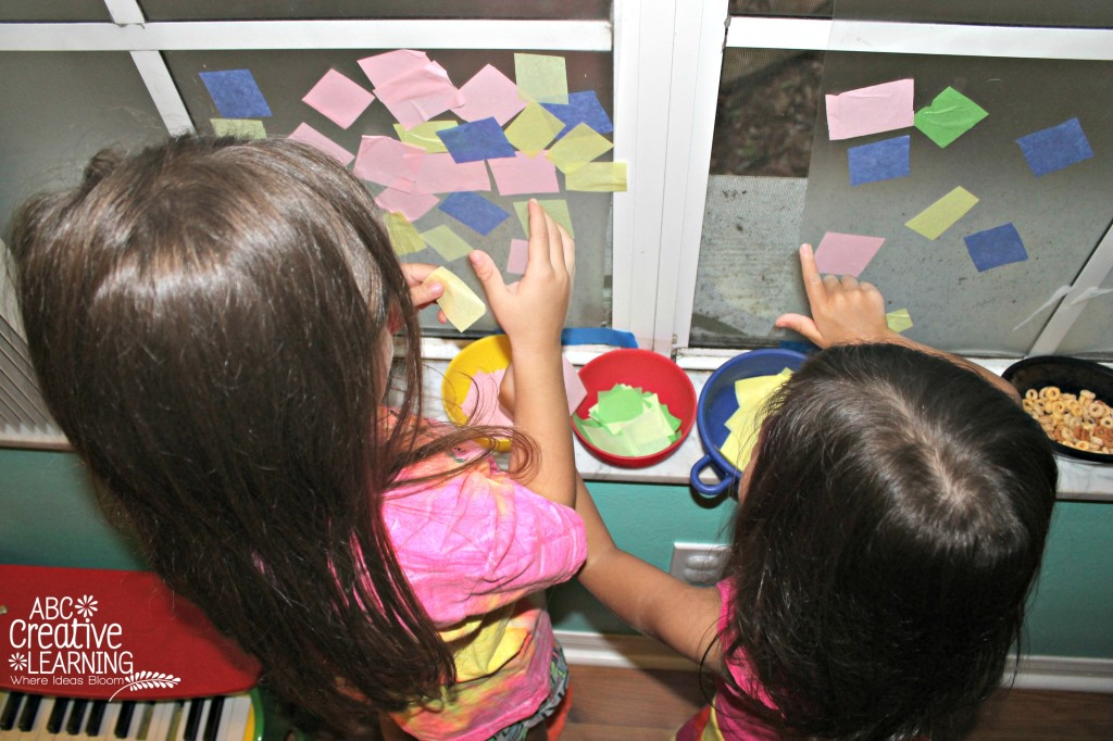 Window Mosaic Arts & Crafts
