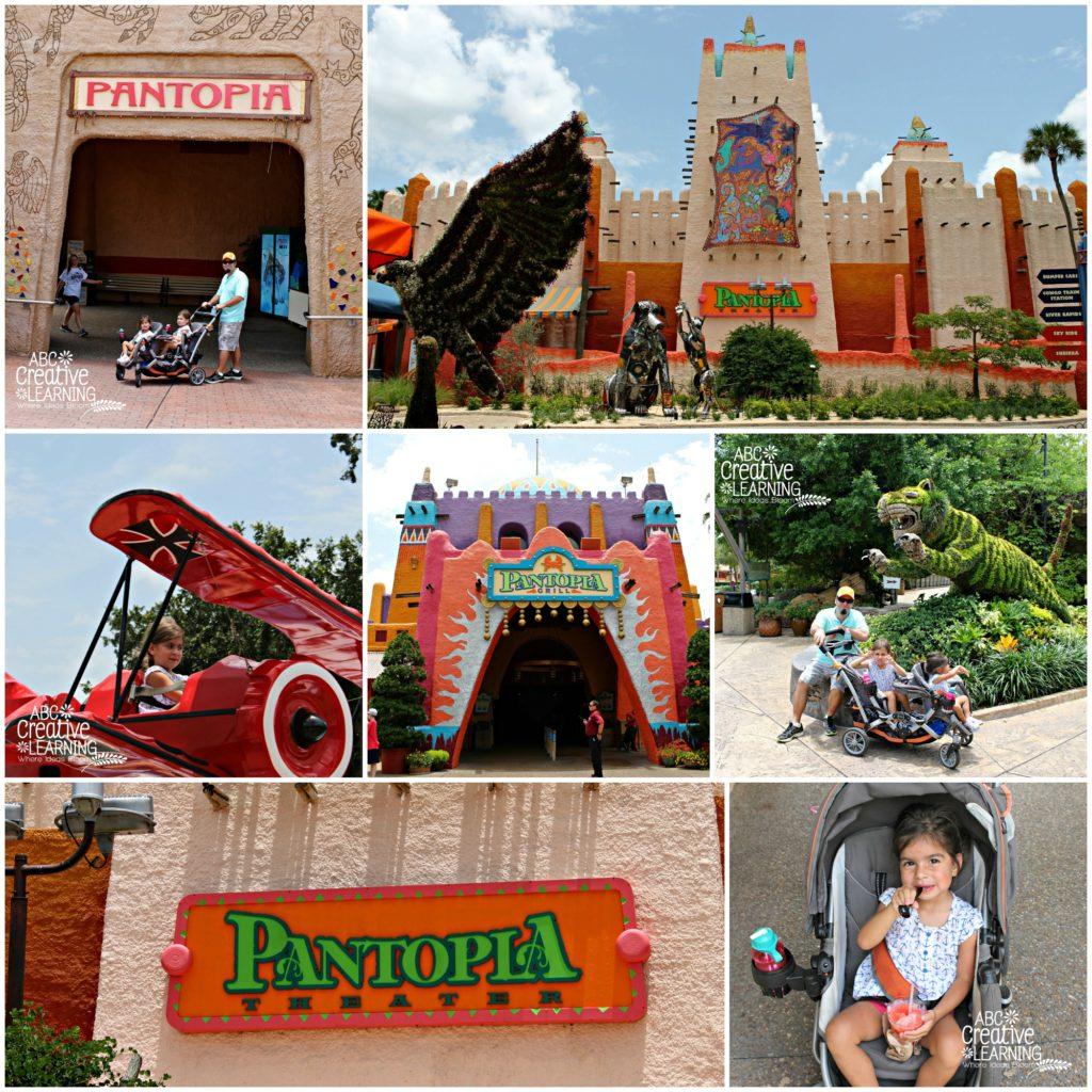 Pantopia Tampa Busch Gardens