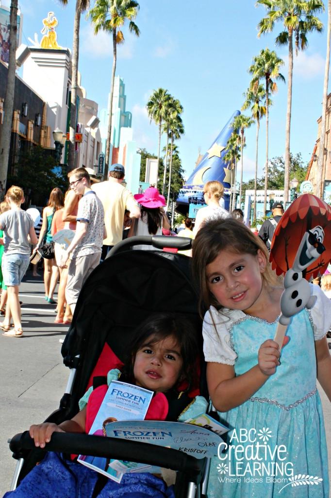 Surprise We Have Disney Passes