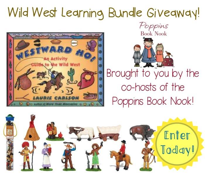 Wild West Learning Bundle Giveaway