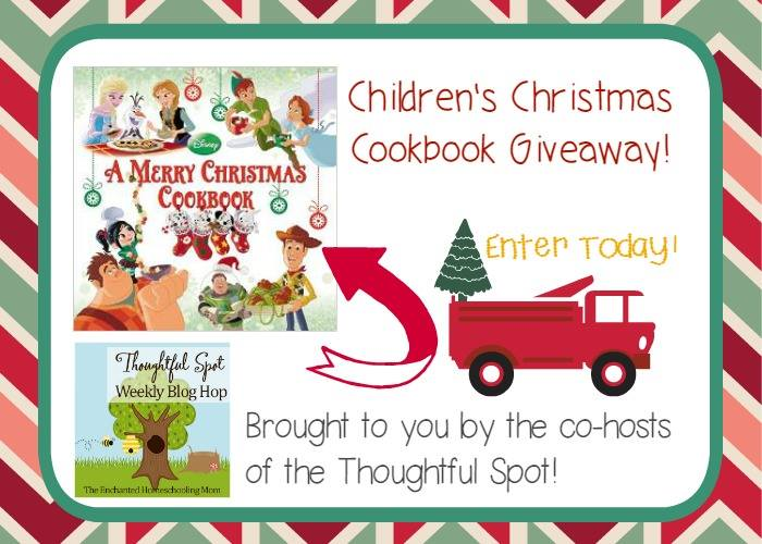 A Merry Christmas Cookbook Giveaway