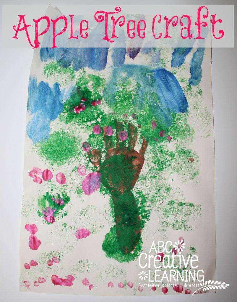 Apple Tree Fall Craft