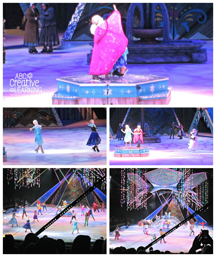 Disney On Ice Frozen Sisters and Finale