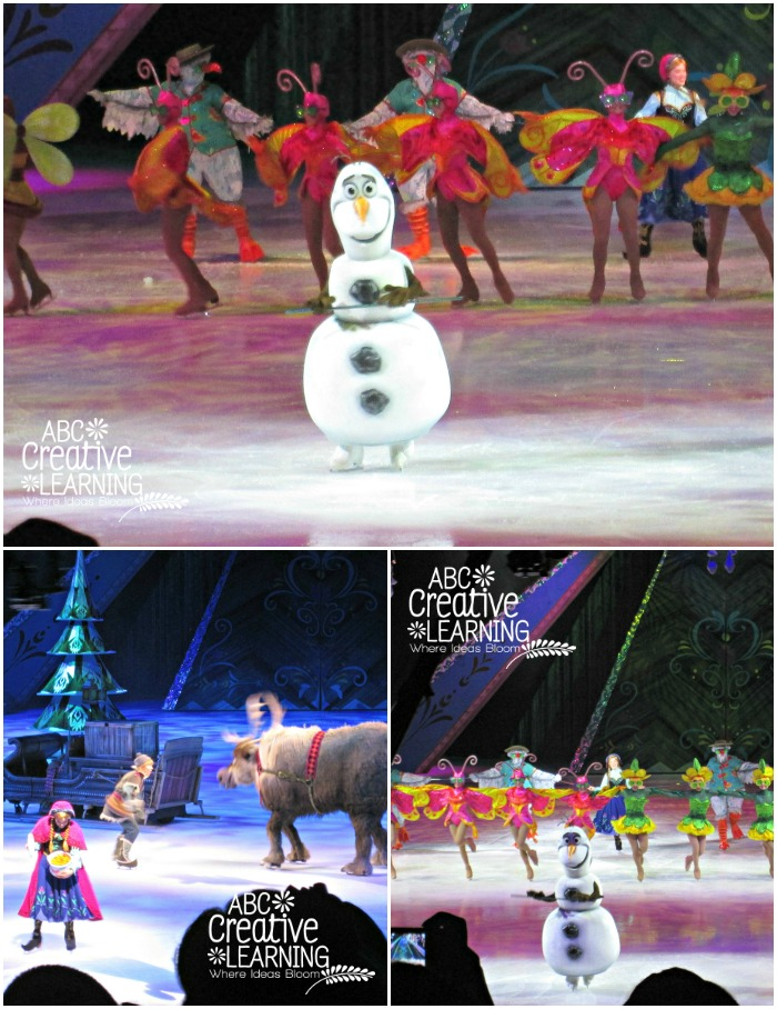 Disney On Ice Frozen Summer