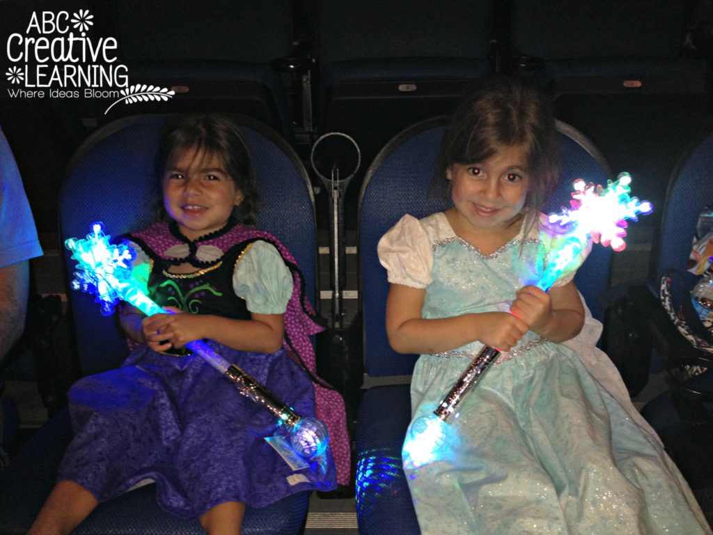 Disney On Ice Frozen Wands
