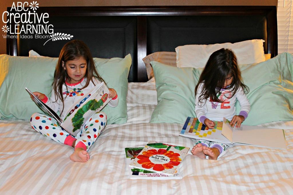 Eric Carle Sleepwear Before Bedtime