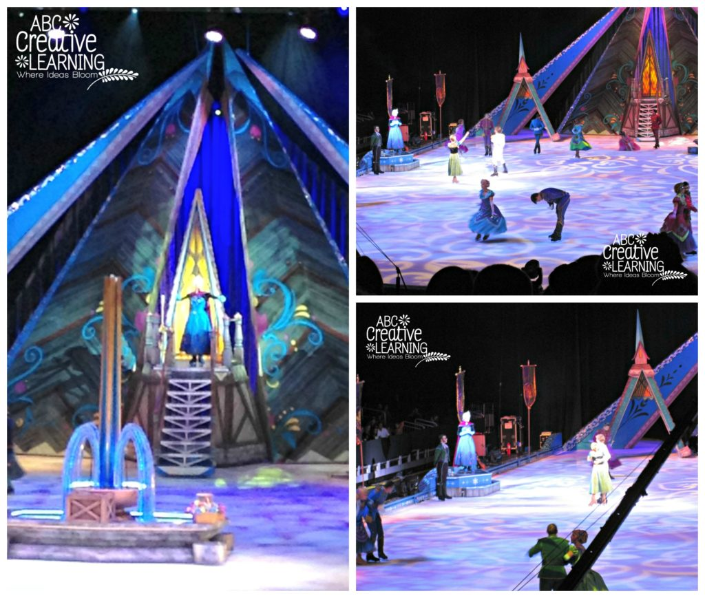 Frozen On Ice Coronation Day
