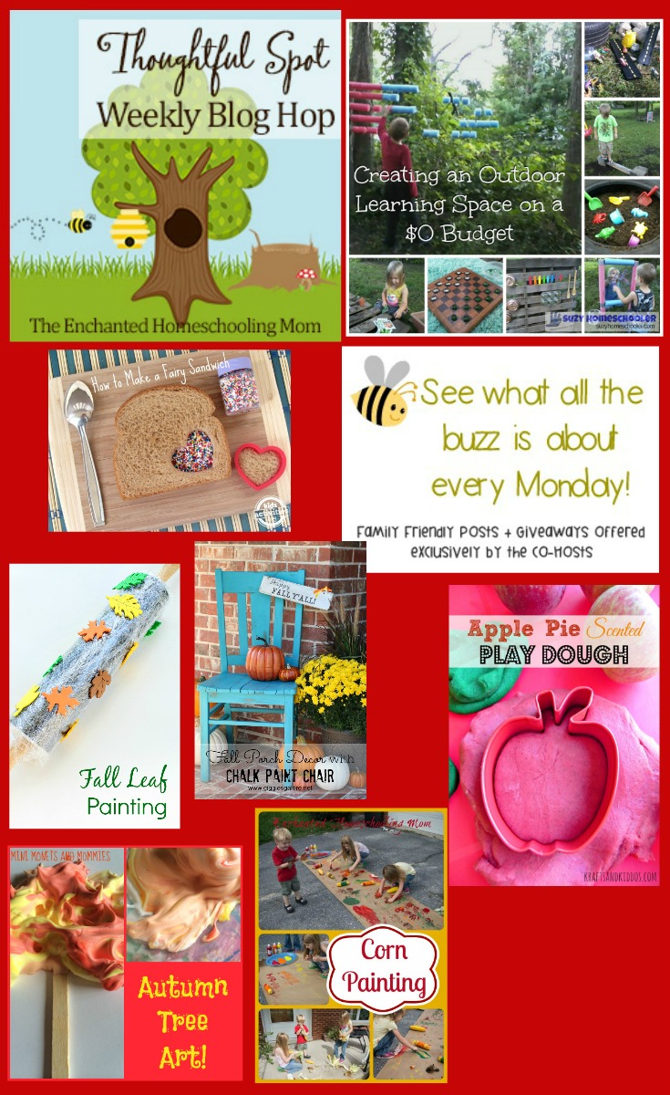 September Thoughtful Spot Weekly Blog Hop