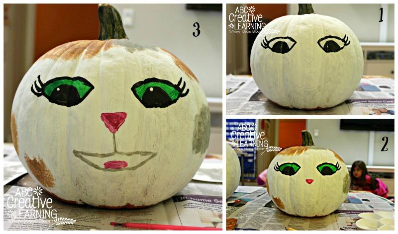 Sheriff Callie Steps Pumpkin tutorial