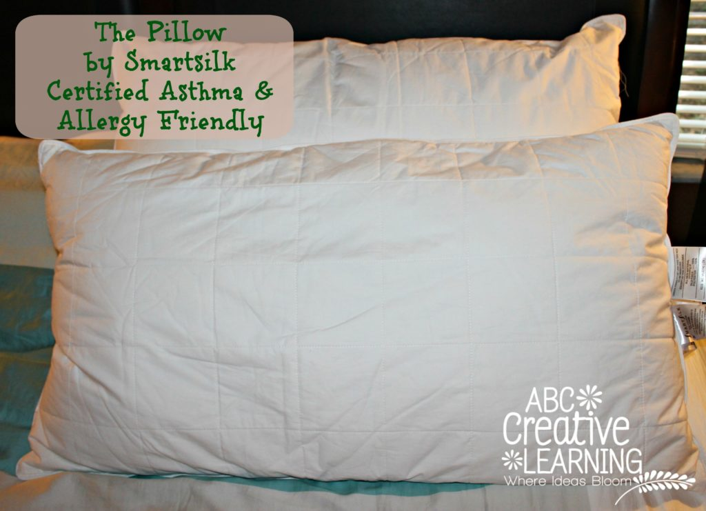 The Pillow by Smartsilk Certified Asthma & Allergy Friendly