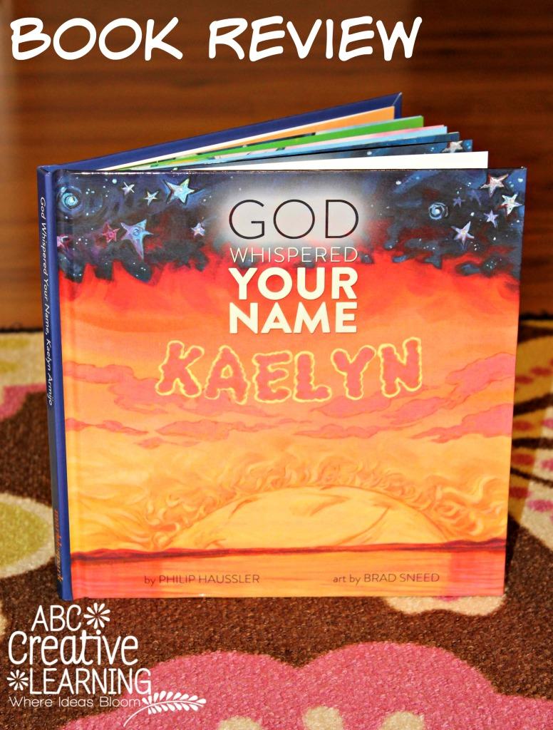 GOD Whispered Your Name