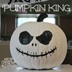 Jack Skellington Pumpkin No Carve Craft