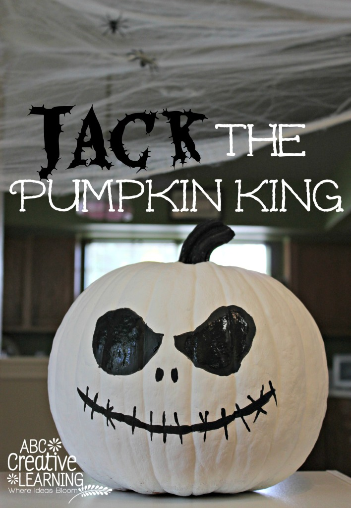 Jack Pumpkin King Craft