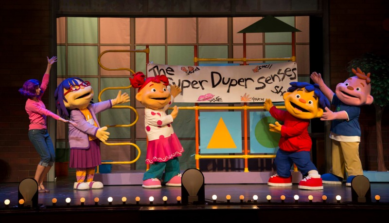 Sid the Science Kid Live at Sea World