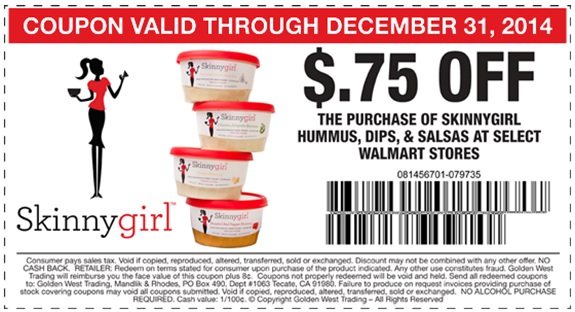 Skinnygirl-Coupon