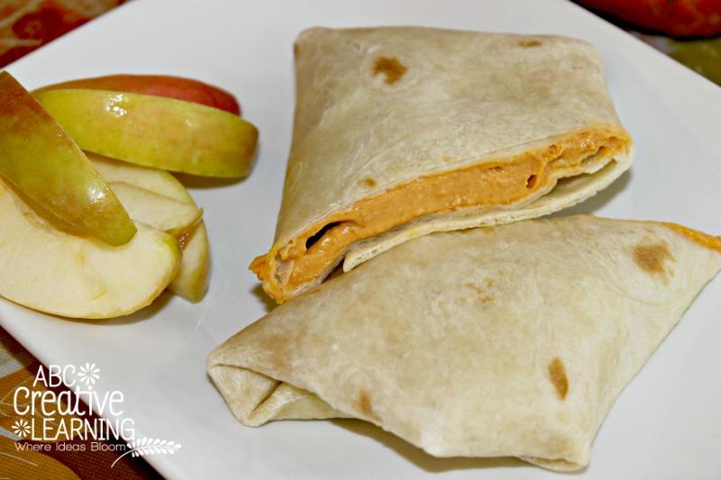 Skinnygirl Hummus Wrap