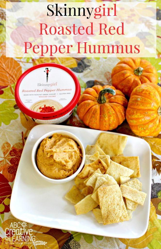 Skinnygirl Roasted Red Pepper Hummus