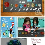 There's No Place Like Space Storybook Activity {Poppins Book Nook}