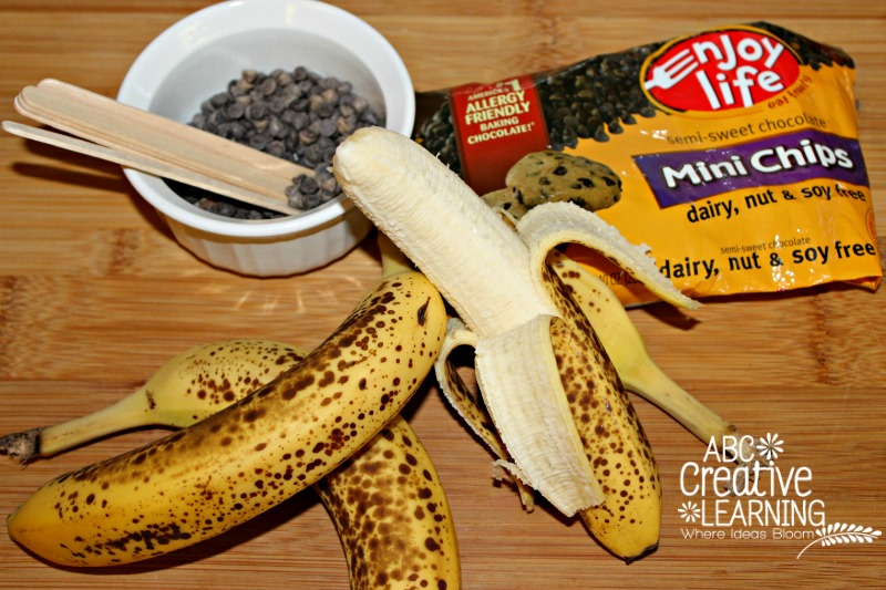 DIY Chocolate Bananas