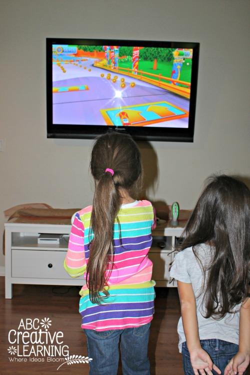 LeapTV LeapFrog Sports Game