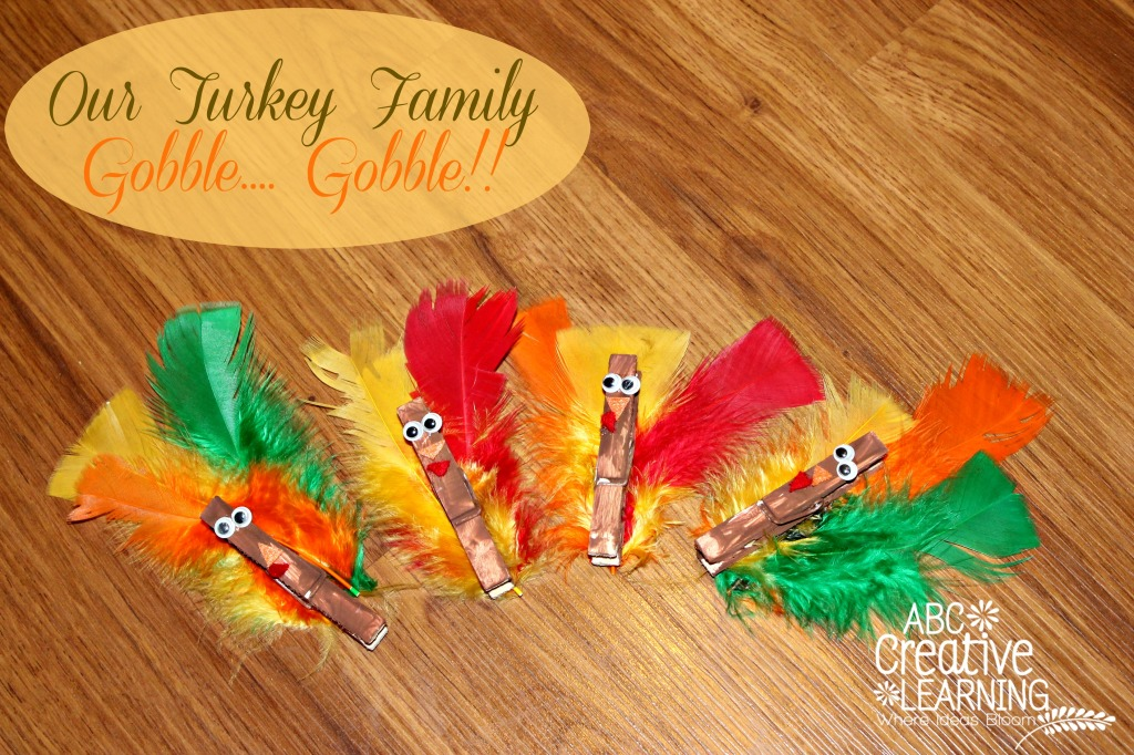 Our Turkey Family!