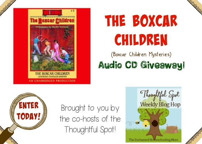 The BoxCar Children Giveaway