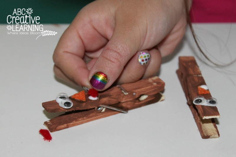 Turkey Clothespin craft