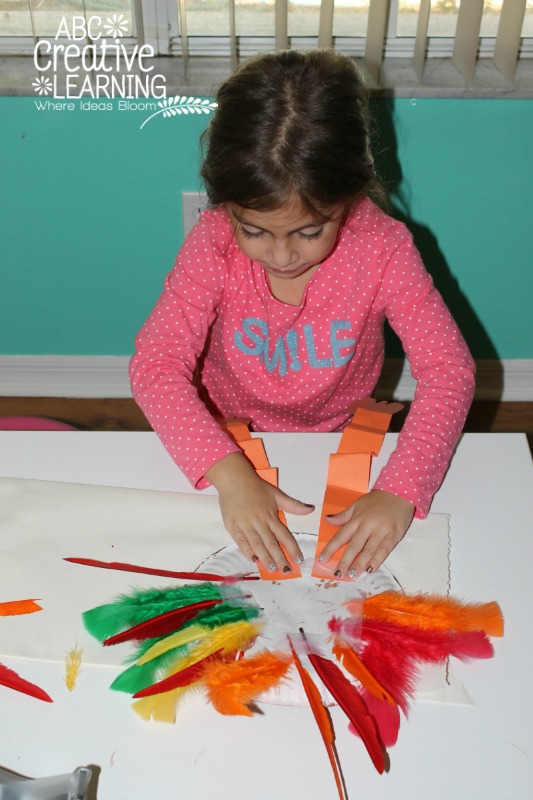 Turkey Crafts for Kids in November