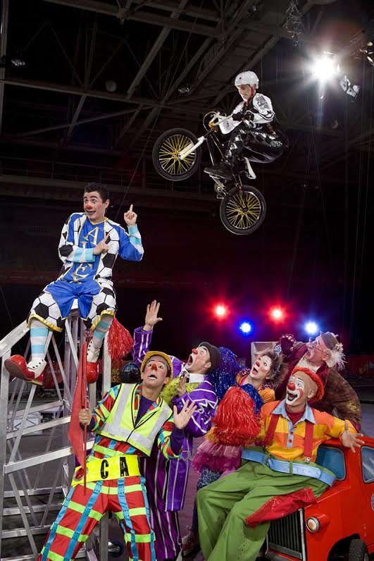 Circus Xtreme by Ringling Bros. and Barnum & Bailey