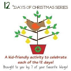 12 Days of Christmas Kid Friendly Crafts