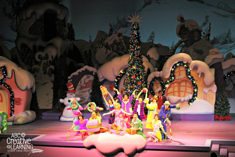 5 Must See Events at Universal Studios Holiday Celebrations Grinchmas