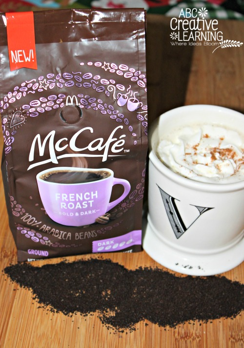 Mommy Mornings with McCafé Coffee My Way