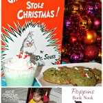 To the Kitchen with How the Grinch Stole Christmas {Poppins Book Nook}