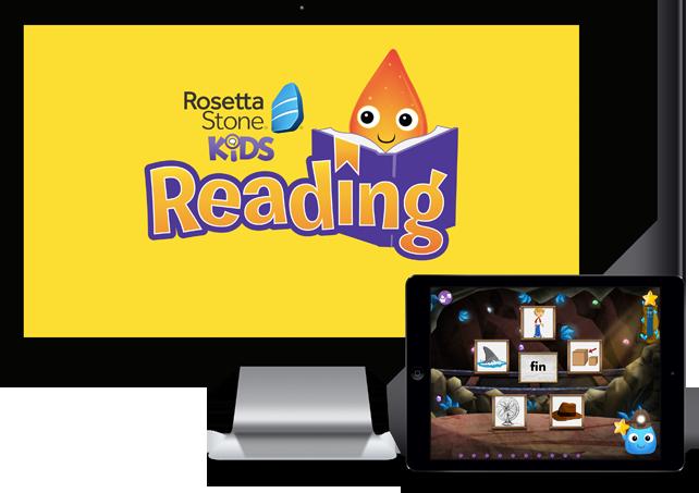 Rosetta Stone Kids Reading Program perfect for Homeschoolers