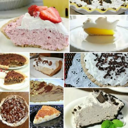 10 Unbelievably Delicious Pie Recipes