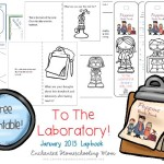 To the Laboratory Poppins Book Nook Introduction