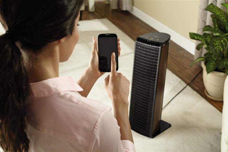 New Holmes® Smart Air Purifier with WeMo®